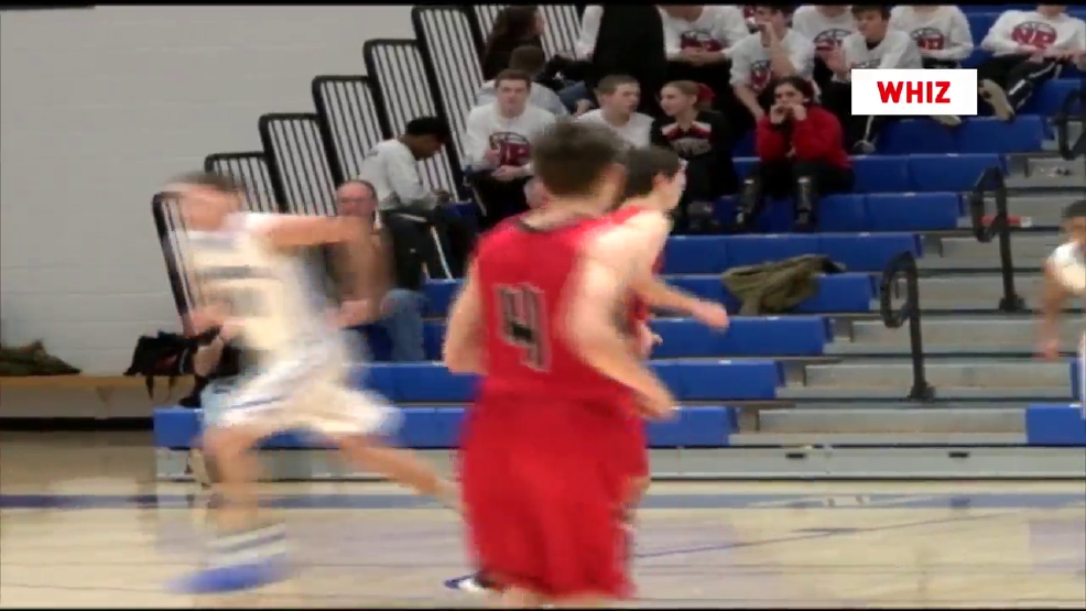 2.3.17 Video- Zanesville vs. New Phila- high school boys basketball