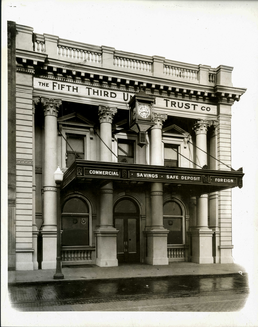 An older photo of the building when it was . / Image courtesy of Ensemble Theatre Cincinnati // Published: 11.16.17<p></p>