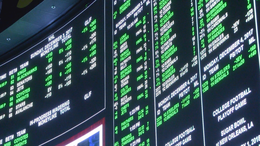 College football sports betting strategy