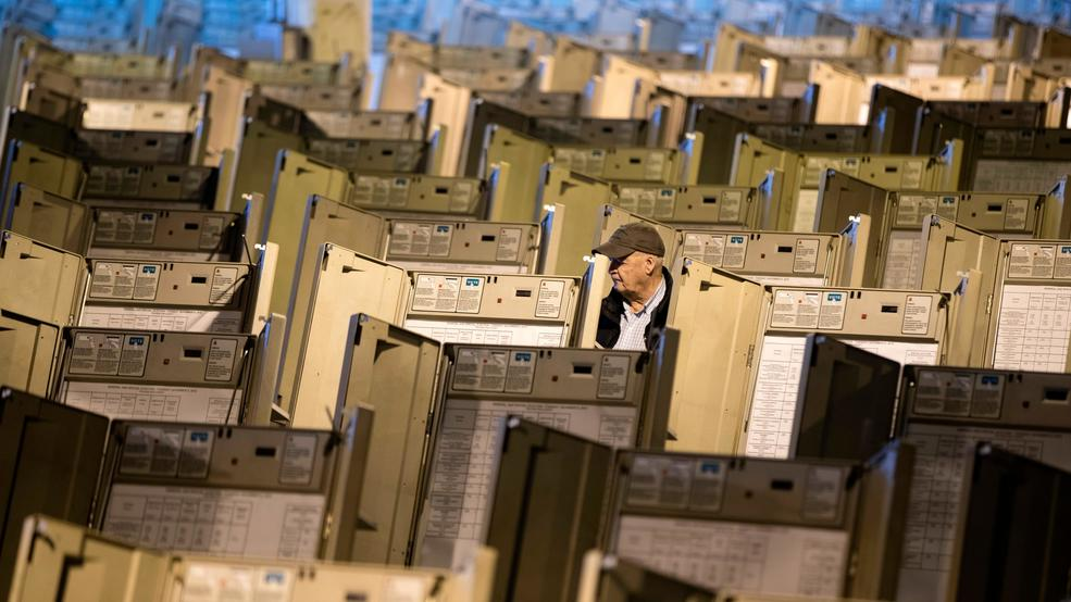 Fight over Philadelphia's voting machines may head to court
