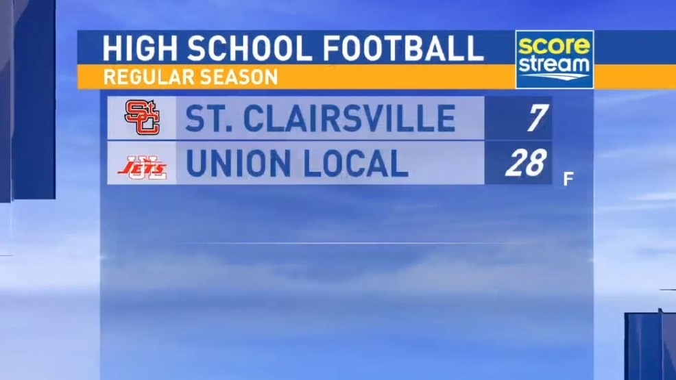 10.14.16 Highlights: St. C at Union Local