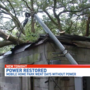 Power restored after mobile home park went days without electricity