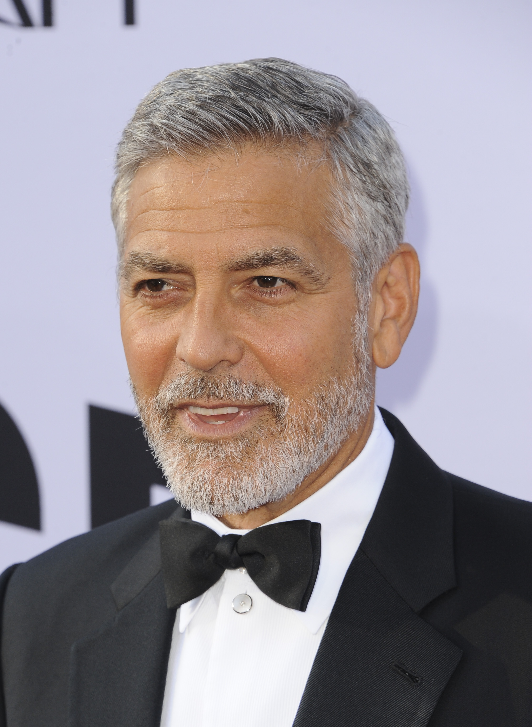 George Clooney at the 46th AFI Life Achievement Awards in Los Angeles, California on June 8, 2018. (Apega/WENN.com)