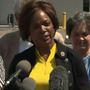LIVE: Lawmakers speak outside processing center in McAllen