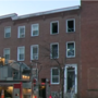FIRE: Crews on the scene of a fire in West Baltimore