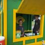 Family of little Landon Martin honor him with lemonade stand