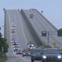 Drivers weigh in on lane reversal for Wando Bridge