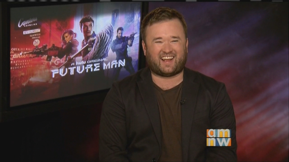 "Haley Joel Osment on New Show ""Future Man"""