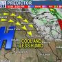 Summer-like weather takes a hiatus with cooler, less humid air moving in