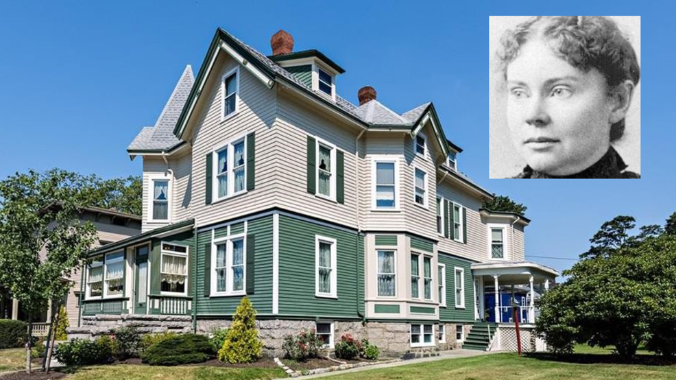 For Sale One Of Lizzie Borden S Homes Wjar