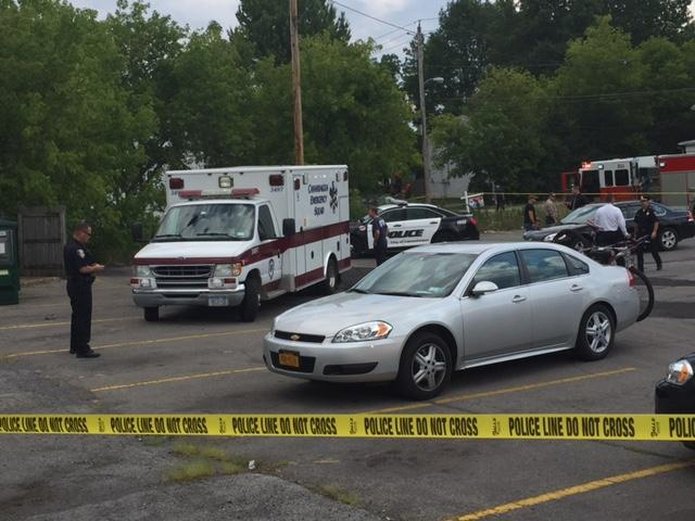 Canandaigua Police are investigating after a second body was found in downtown Canandaigua Thursday (WHAM photo)