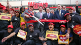 D.C.'s first Wawa is now open and it's the largest Wawa ever
