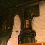 Early morning blaze destroys Kent home