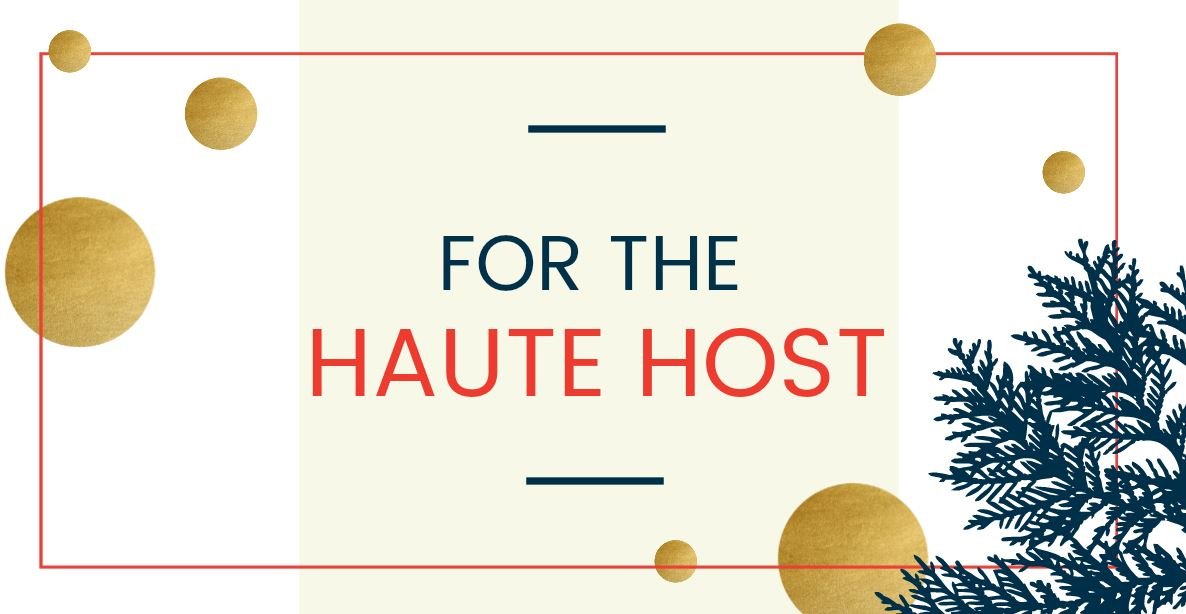 For the Haute Host (DC Refined)<p></p>