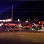 Speed behind 5-car crash in northwest Oklahoma City