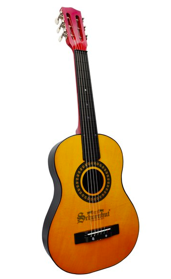 Schoenhut Six-String Acoustic Guitar ($57.90). Find on nordstrom.com. (Image courtesy of Nordstrom)