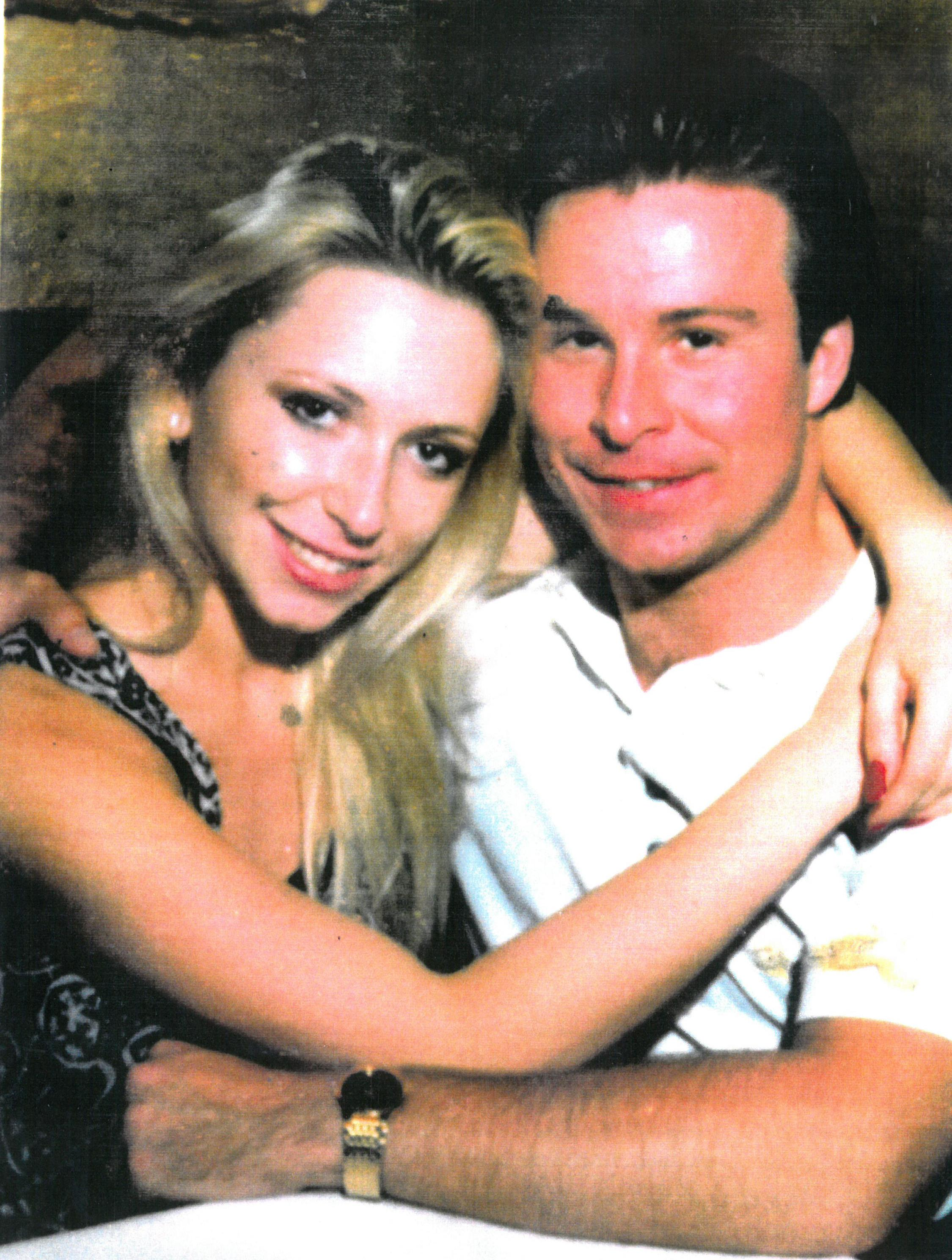 "Robert Acremant is shown with the object of his obsession, Las Vegas stripper Alla Kosova. Acremant claimed he committed the murders during a botched robbery to raise fast cash to woo Kosova. Kosova later appeared in a season of NBC's ""The Apprentice."""