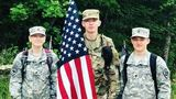 SETX mom sends us patriotic Memorial Day tribute by serviceman son and friends
