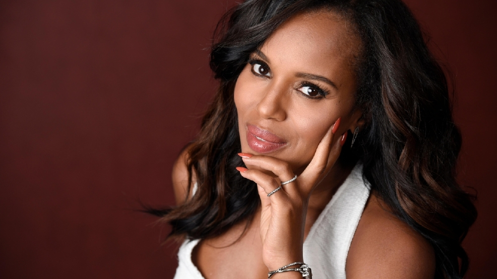 Kerry Washington: 'Two pregnancies have been very different'