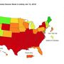 "CDC: Now 30 children dead in nationwide flu outbreak; Tennessee ""High"" flu activity"