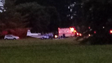 1 person killed, 1 injured in small plane crash near Portland, Tennessee