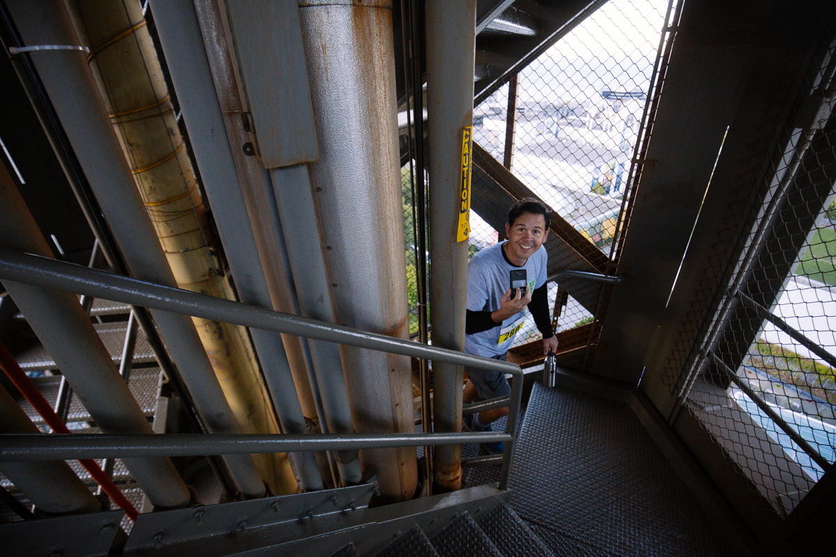 <p>We did it! We successfully climbed the Space Needle during Base 2 Space: Seattle's Most Iconic Stair Climb benefitting Fred Hutch. </p>