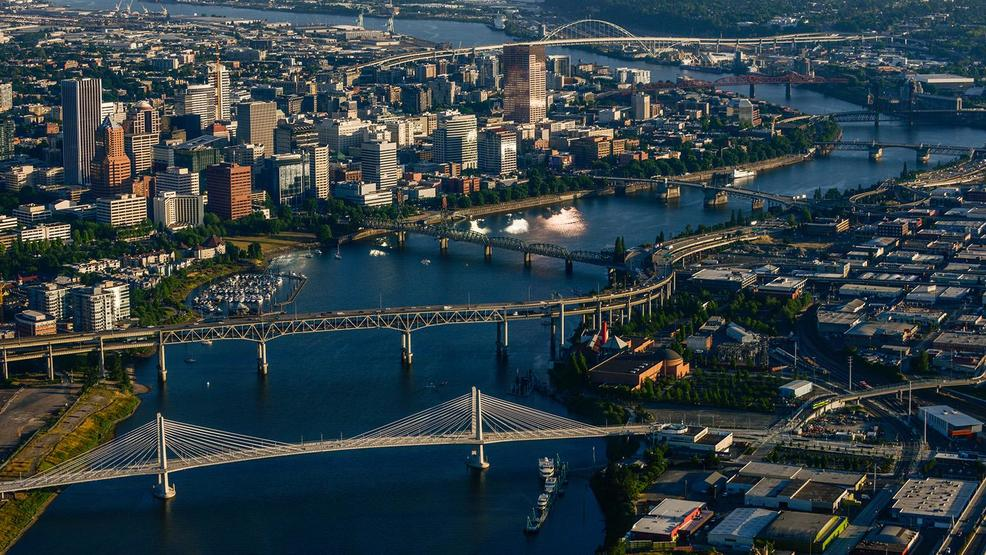 Report grades Oregon's infrastructure at a 'C-' statewide