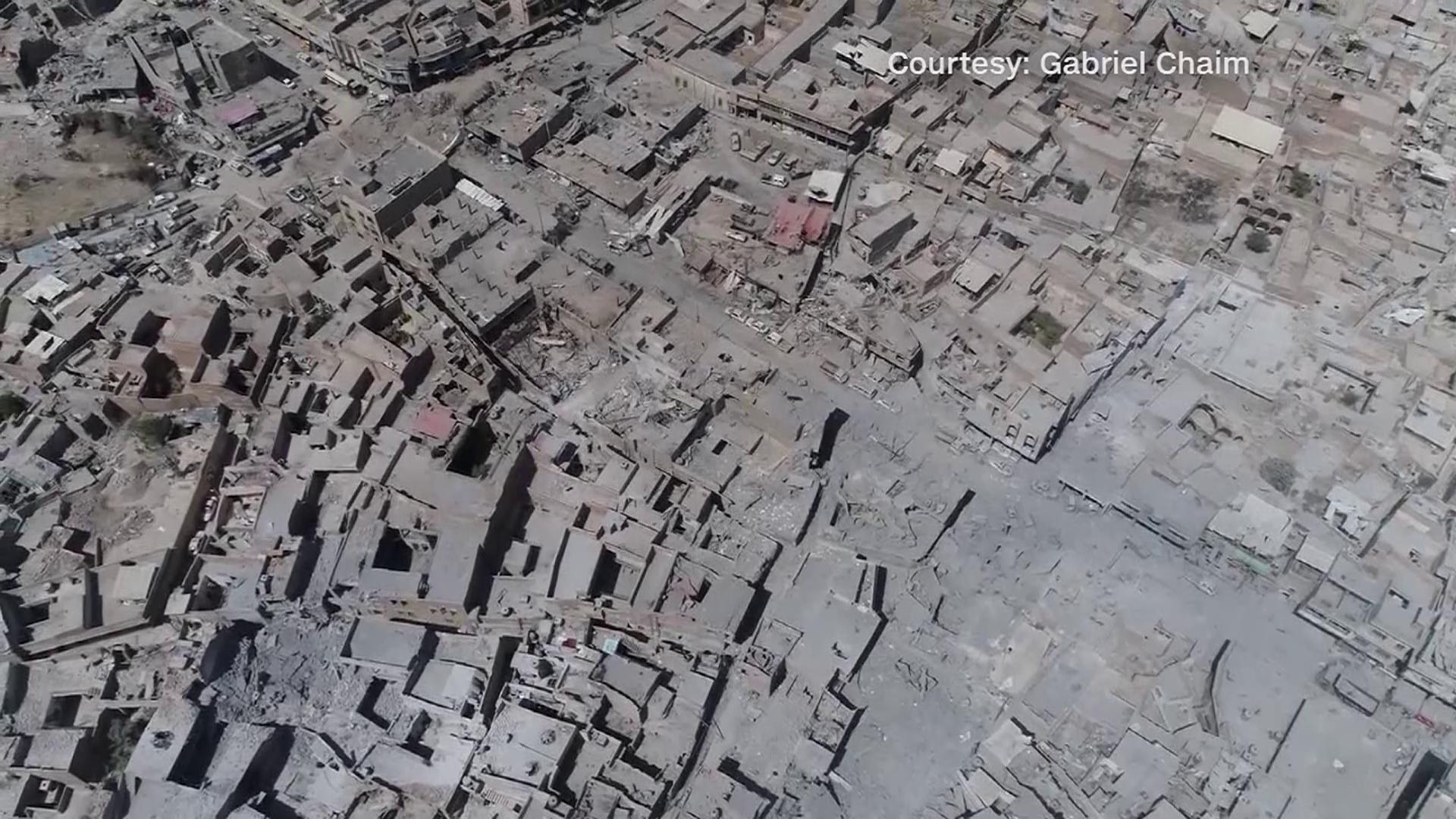 BHDN_IN-91MO_IRAQ_ DRONE FOOTAGE SHOWS DESTRUCTION IN MOSUL_CNNA-ST1-100000000412ddc5_174_0Thumbnail