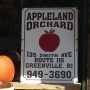 """Pick  your own apples"" eliminated from the Southern New England Fall season"