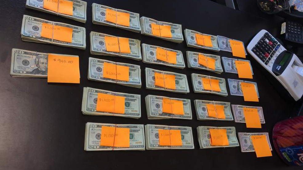 Santa Rosa Recycling Center >> Oregon Man S Shoebox Stuffed With 23k In Cash Rescued From