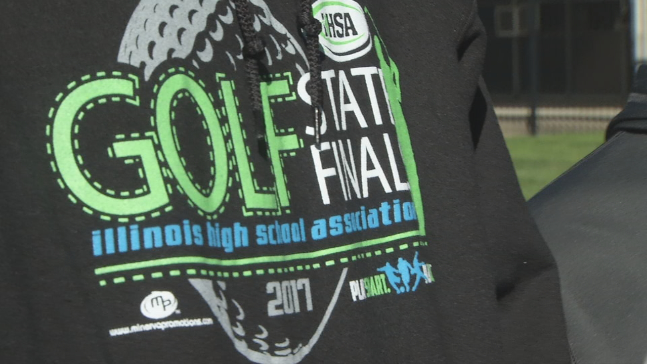 For the second straight year, Monticello has qualified for the team state title and finished in 11th place. (WICS)