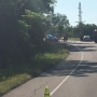 Fatal motorcycle crash in west Tulsa