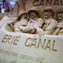 Sand sculpture 'unintentionally vandalized'