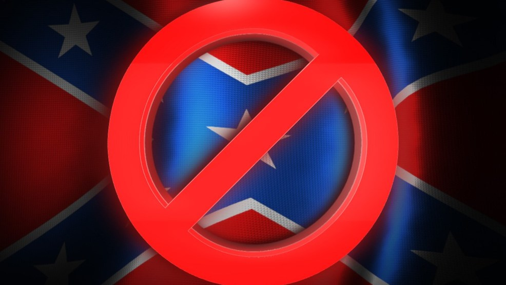North Carolina Public School System Bans Confederate Flag Wlos