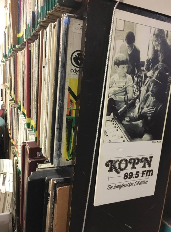 General Manager Tao Weilundermo is personally invested in KOPN since his parents met there. He wants the station to continue to grow and succeed sticking to their grassroots brand but growing with digital media. (Gabriella Nuñez/KRCG13)