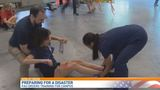 FAU holds disaster drill exercises