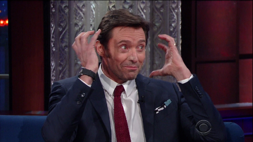 Hugh Jackman 'embarrassed' by shirtless scenes in first 'X-Men' movie