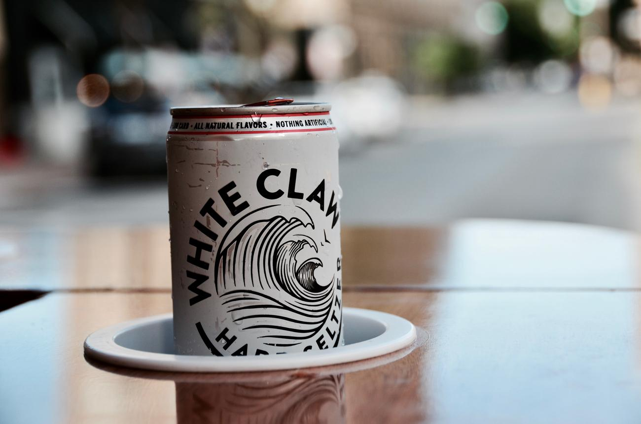 You can pack drinks for the cooler (which is provided). White Claw was our beverage of choice. / Image: Leah Zipperstein, Cincinnati Refined // Published: 6.23.18