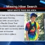 Search underway for missing teenage hiker