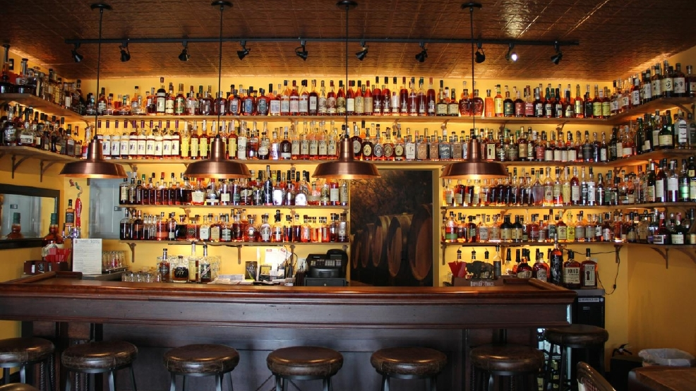 Newport Bar  Largest Selection Bourbon World Cincinnati Refined