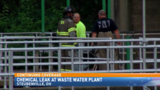 Steubenville's drinking water was never in jeopardy on Tuesday night
