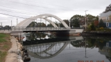 Historic Hussey Bridge in Wickford reopens