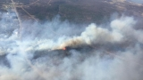 Wildfire breaks out near Lake Eufaula