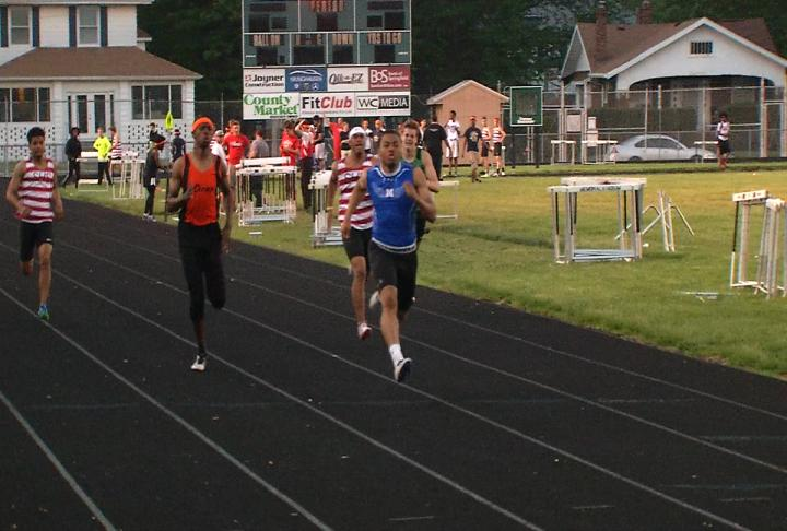 Normal U-High claims Boys CS8 Track Title