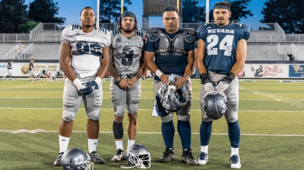 Get To Know The Nevada Football Team S 2019 Captains