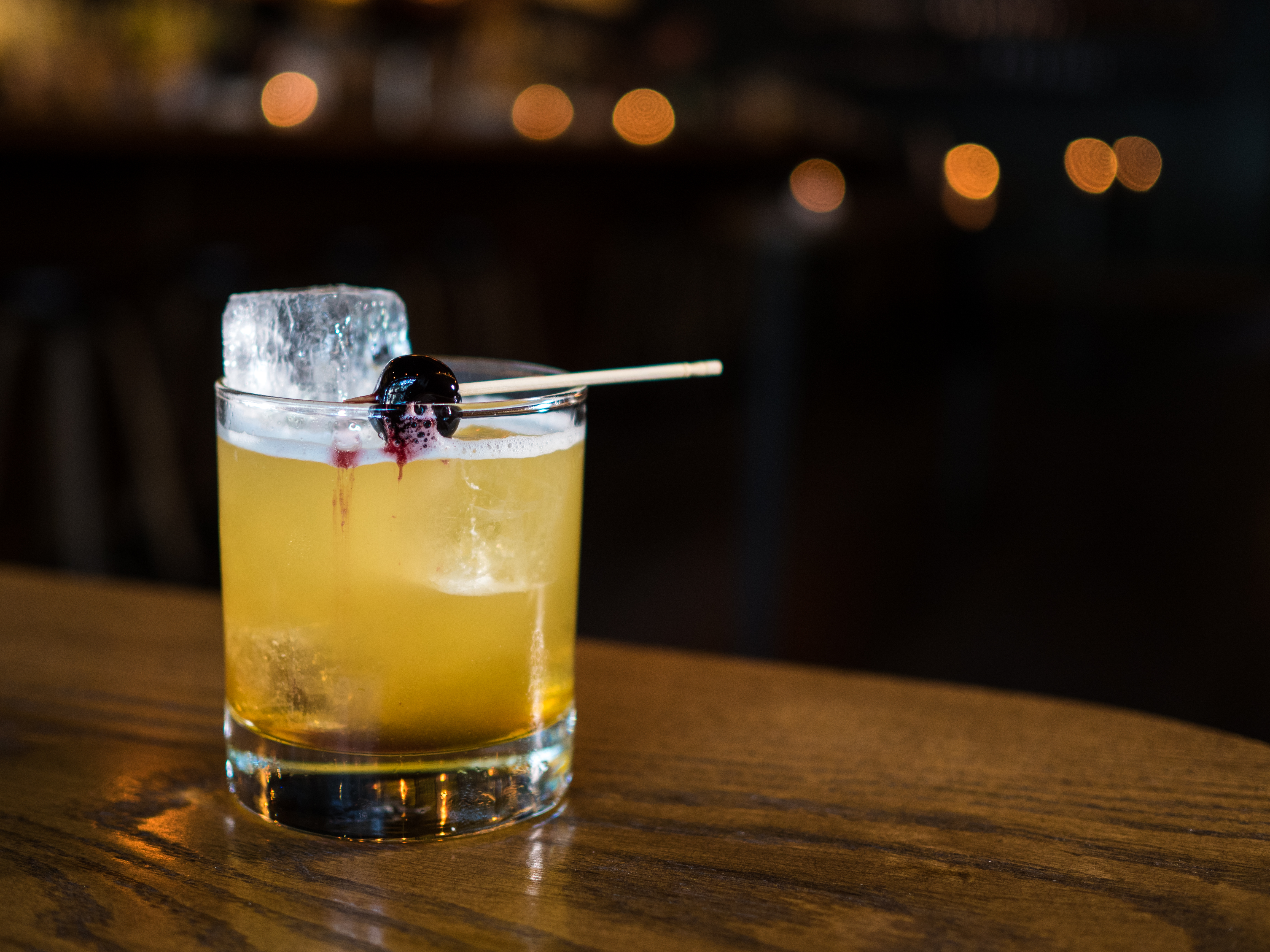Quarter and Glory's Sundown cocktail (Image: Courtesy Quarter &amp;amp; Glory)<p></p>