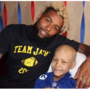 Texas boy who met his hero, Odell Beckham Jr., 'earned his wings'