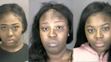 Police: Three arrested, accused of passing fake cash at Chuck E Cheese