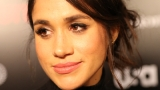 A snapshot of Meghan Markle, Prince Harry's girlfriend