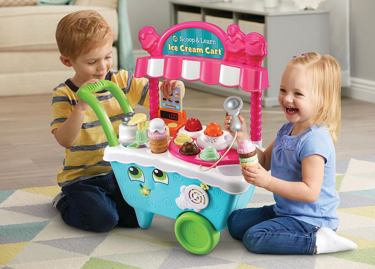 Scoop & Learn Ice Cream Cart/Photo courtesy of the Toy Insider